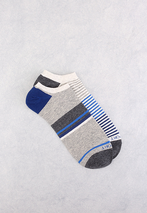 Low No Show Socks 2 Pair