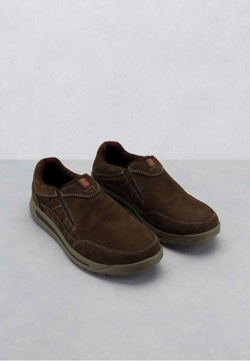 Randle Slip On Lea
