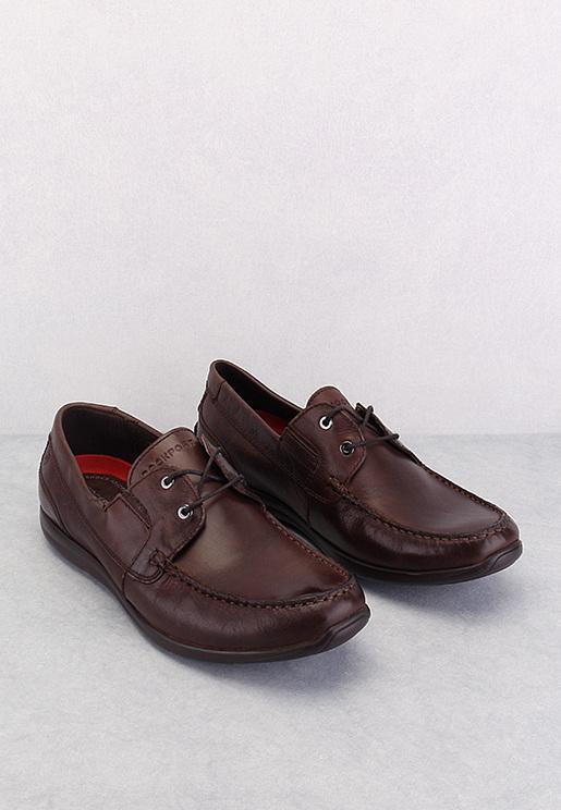 Cullen Boat Shoe